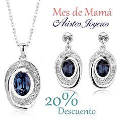 ¡Te esperamos con muy bellas y especiales joyas para Mamá! #perlas #Diamantes #Anillos #Aretes #Collares #Zafiro