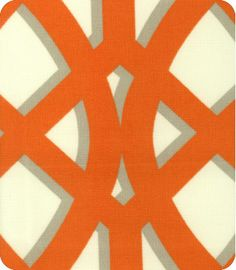 online fabric, lewis and sheron, , pretty orangey, but I like the big repeat