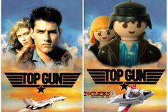 Top Gun - Playmobil Clicks
