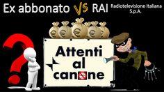 """Attenti al Canone """"Ex abbonato Vs Rai"""" OspitaTe"""