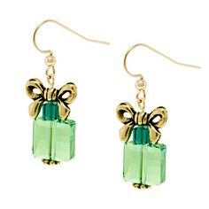The Magic Of Christmas Earrings | Fusion Beads Inspiration Gallery