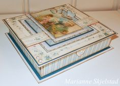 A chocolate box by Marianne