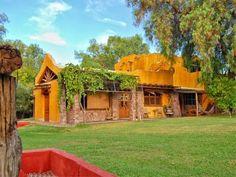 Estancia La Encantada, San Rafael, Mendoza, Wineyard country, Argentina. Check Argentina Properties Sotheby's International Realty.