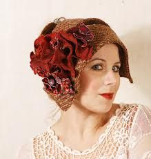 diy 1920's hat - Google Search