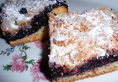BORŮVKOVÝ KOLÁČ JEDNODUCHÝ A VÝBORNÝ | Mimibazar.cz No Bake Desserts, Baking Desserts, French Toast, Grilling, Treats, Breakfast, Food, Baguette, Patriots
