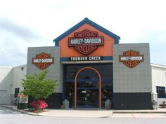 Harley Davidson Dealership in Chattanooga, Tennessee