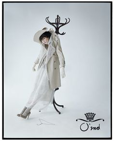 Audrey Marney by Tim Walker