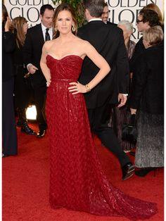 Jennifer Garner in Vivienne Westwood Couture