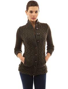 PattyBoutik Women's Mock Neck Cable Knit Cardigan (Dark O... https://www.amazon.com/dp/B0196PTOFG/ref=cm_sw_r_pi_dp_x_Vc6ayb64RQZJD