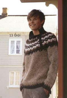 39e8ca1051e5b Strickpaket Alafoss Lopi Nr. 13b   27. Icelandic SweatersWool SweatersKnitting  DesignsKnitting ...