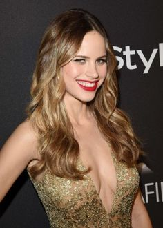 Halston Sage - InStyle and Warner Bros 2016 Golden Globe Awards Post-Party in Beverly Hills