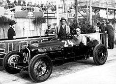 GP Monaco 1934 , Scuderia Ferrari , Alfa Romeo P3 #24 Driver Achile Varzi