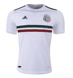 966226d9d3f Mexico Away Adidas Jersey 2018 OFFICIAL Russia World Cup  14 Chicharito