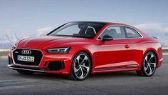 Novo Audi RS 5 faz estreia da Audi Sport em Genebra