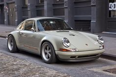Singer Vehicle Design restores and modifies existing Porsche automobiles.      Singer Vehicle Design is not sponsored, associated, app...
