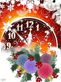 Snow Clock With Ornaments gifs gif christmas ornaments christmas pictures christmas gifs christmas images christmas pics Happy New Year Animation, Happy New Year Gif, Happy New Year Pictures, Happy New Year Greetings, New Year Wishes, Christmas Greetings, Merry Christmas Images, Merry Christmas And Happy New Year, Christmas Pictures