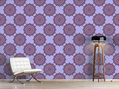 Design #Tapete Doodle Mandala