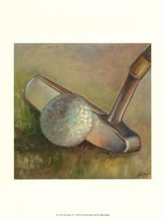 Golf - Art affiches sur AllPosters.fr