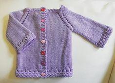 Giacchino per neonata Sweaters, Baby, Fashion, Moda, Fashion Styles, Sweater, Baby Humor, Fashion Illustrations, Infant