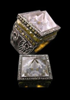 [Jewelry Designers] Sevan Bicakci - Rings