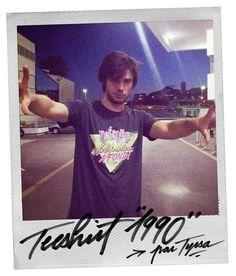 Orelsan x Tyrsa Tee-Shirt