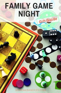 My family LOVES games. This Family Game Night Gift Guide shares our most favorite and wants for new games to play together. #myhomebasedlife #familygamenight #giftguide #hlidaygiftguide #boardgames #familygames | Gift Guide | Board Games | Family Time | Family Game Night Ideas #FamilyGamesOnline Love Games, Games For Kids, Games To Play, Star Citizen, Family Games Online, Thirty One Games, Raffle Baskets, Gift Baskets, Family Movie Night