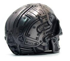 The Cyborg Skull