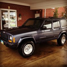 2001 Jeep XJ Cherokee