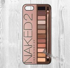 How cute is this!  Naked 2 Girly Make Up iphone 5 case iphone 5s case by EsquireCase