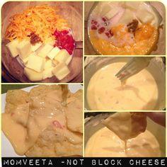 Homemade Velveeta