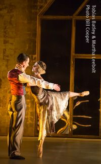 Northern Ballet's The Great Gatsby