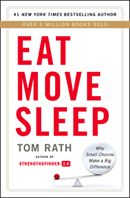 Eat Move Sleep: How Small Choices Lead to Big Changes - Once in a while, a book comes along that changes how you think, feel, and act every day. In Eat Move Sleep, Tom Rath delivers a book that will improve your health for years to come. Good Books, Books To Read, My Books, Amazing Books, Reading Lists, Book Lists, Reading Club, Romance, Reading Rainbow