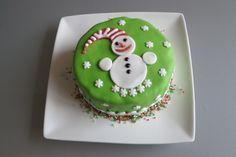 Kerst 2012 taart!