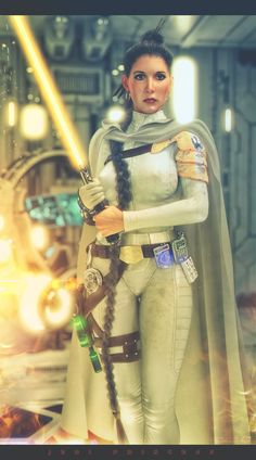 ArtStation - Princess Leia , ashley martin