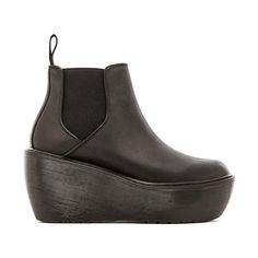 d6aff3a832f Dr. Martens Aerial Chelsea Boot Shoes (1.515 NOK) ❤ liked on Polyvore  featuring shoes