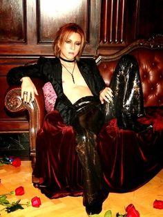 Yoshiki. X-Japan. 2009.
