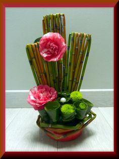 Puisque dame nature  nous offre des fleurs, profitons en.