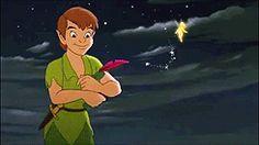 Peter Pan first and forever crush Walt Disney Pixar, Disney Memes, Disney Marvel, Disney Films, Disney And Dreamworks, Disney Characters, Peter Pan 3, Peter Pan Movie, Peter Pan Disney
