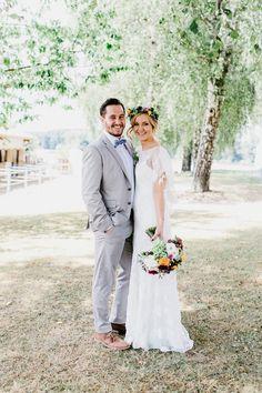 Rustic Bohemian Wedding | Martina + Jean Francois