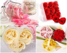 Roses Soap: best present idea!