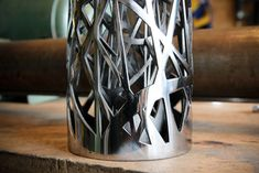Exclusive photos: Making-of the Queen's Baton for the 2014 Commonwealth Games, designed by 4c Design, Ltd. #titanium #process #royal