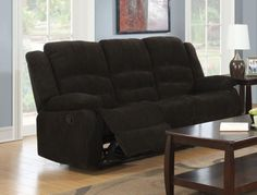 Sectional Sofa CS601461 U003e Description : Lay Back And Recline In The Snug  Embrace Of This