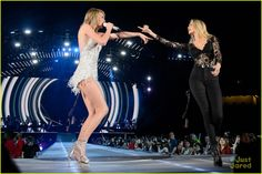 Taylor Swift Brought Lots of Surprises for Her Detroit Concert!