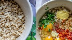 Hlívová sekaná Foto: Grains, Rice, Food, Essen, Meals, Seeds, Yemek, Laughter, Jim Rice