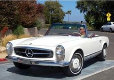 Mercedes Pagoda For Sale | Sold or Removed: Mercedes-Benz SL 250SL Pagoda (Car: advert number ...