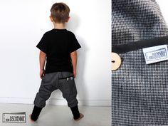 Jeans - ♥ Hipsterhose - Anzugsstoff Pumphose ♥ - ein Designerstück von von-dschennie bei DaWanda