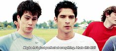 Its funny how Stiles went from :I hate this kid  To protective parent