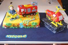 Sam il pompiere - Il quinto compleanno di Niccolò