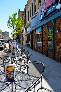 The Magnet in downtown Oshkosh - Main Street - Samantha Teal