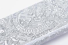 &Pizza - Packaging design | Abduzeedo